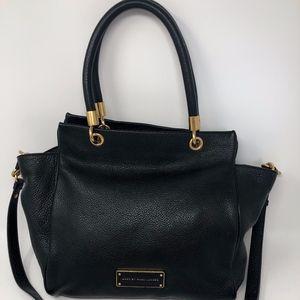 Black Marc by Marc Jacobs Leather Handbag